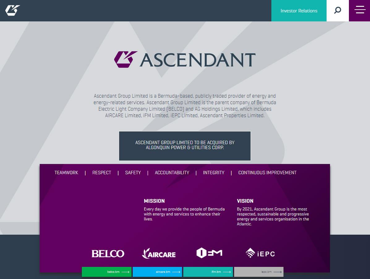 Ascendant Group