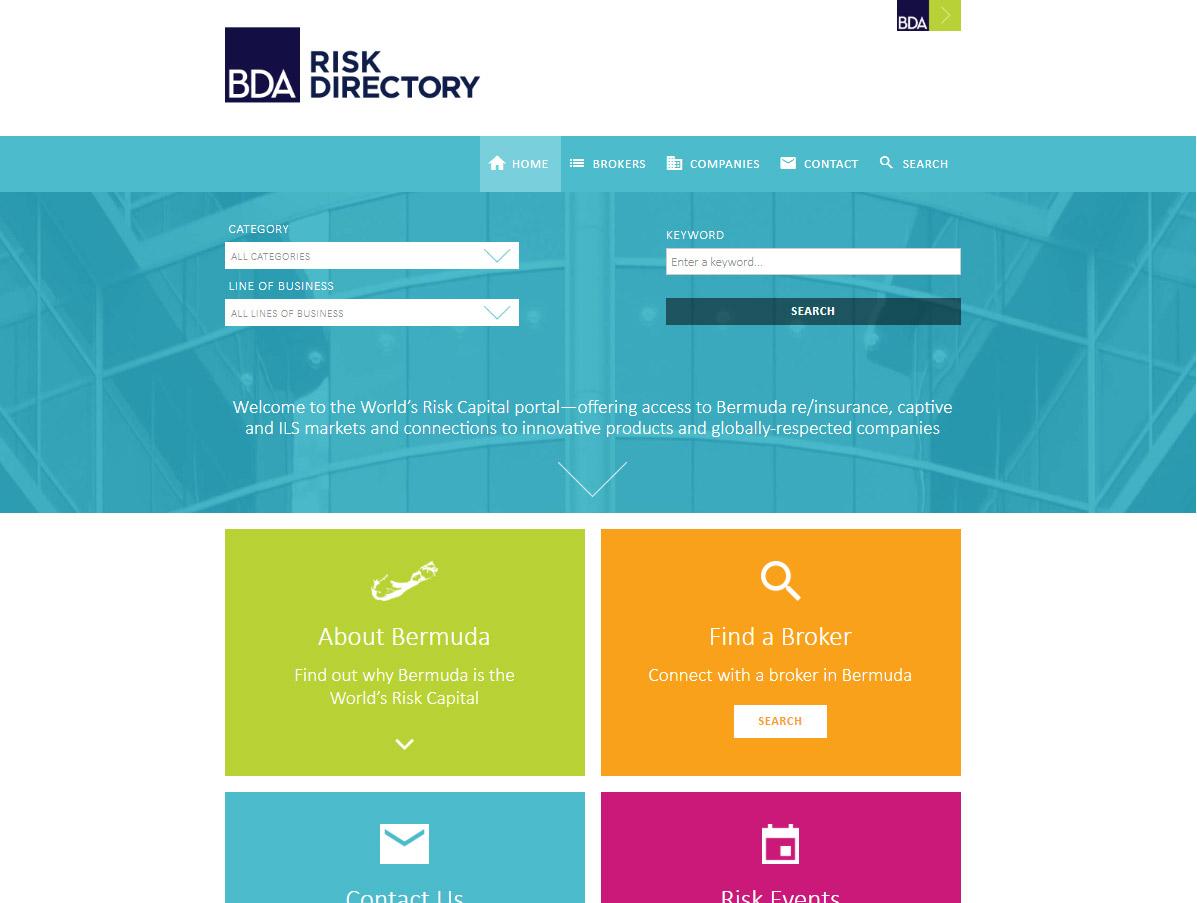 BDA Risk Directory